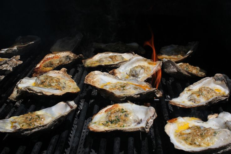 how to cook oysters without shell