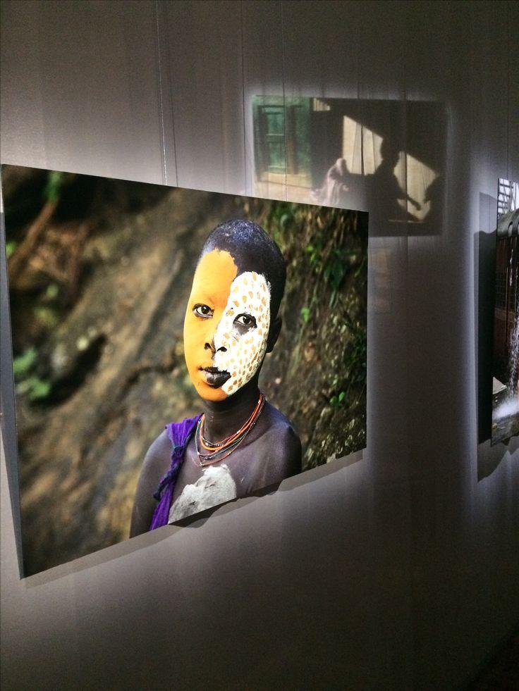 #Expo #TheWorldofSteveMcCurry #Brussels #Bourse #SteveMcCurry