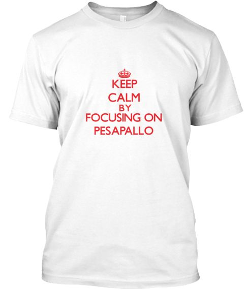 Keep Calm Pesäpallo White T-Shirt Front - This is the perfect gift for someone who loves Pesäpallo. Thank you for visiting my page (Related terms: Keep calm and carry on,Keep calm and focus on Pesäpallo,I Love Pesäpallo,Pesäpallo,Pesäpallo,Pesäpal ...)