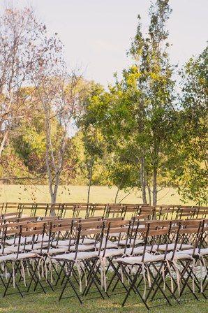 Bistro Ivory Chair Cushions Chairs | Lovebird Weddings