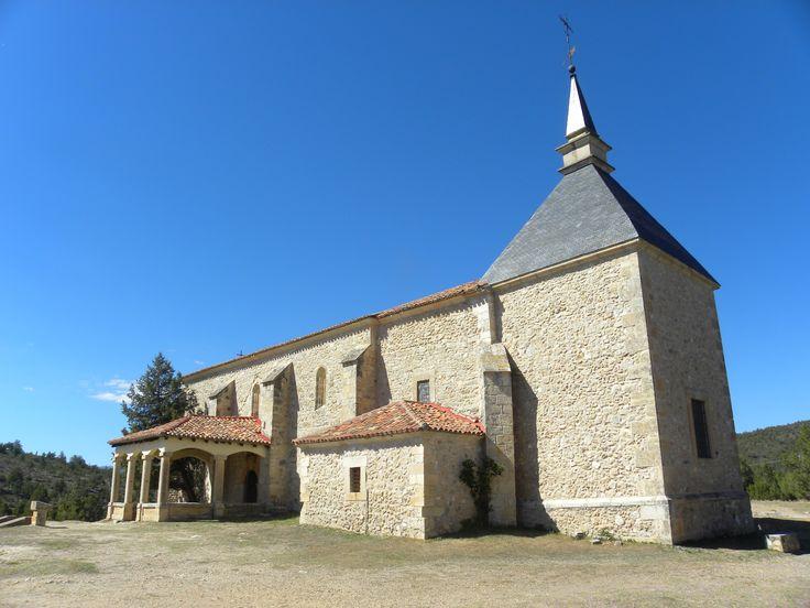 Ermita de los Enebrales-Tamajón