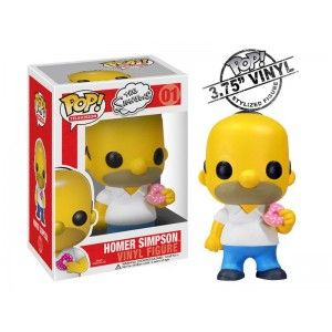 Figurine Simpsons Homer Pop 10 cm