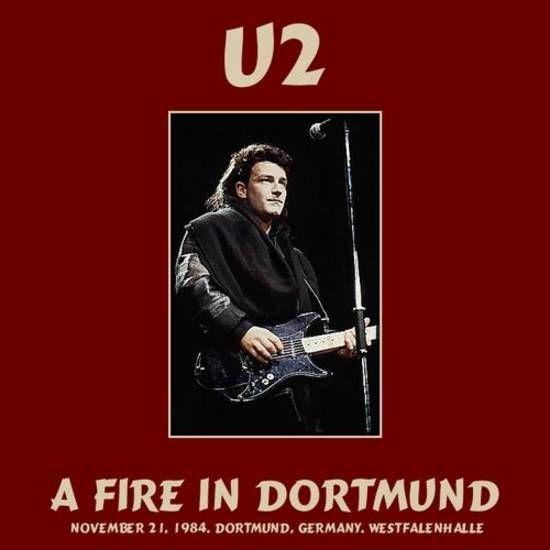 U2-Unforgettable Fire Tour-21/11/1984 Dortmund -Allemagne- Westfalenhalle
