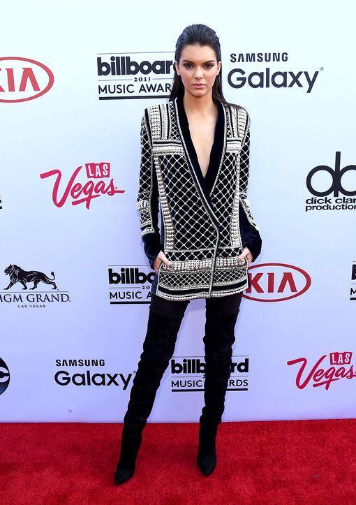 Kendall Jenner looks sassy