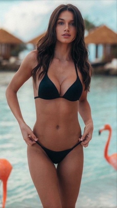 2018 Ladies Bikini Slim Belly Bikini Sexy Ladies Ruffled Waist Swimsuit Pure Color Backless Sexy Strap Bikini Suit High Quality To Produce An Effect Toward Clear Vision Sports & Entertainment Swimming
