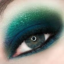 maquillaje de ojos de noche azul - Buscar con Google
