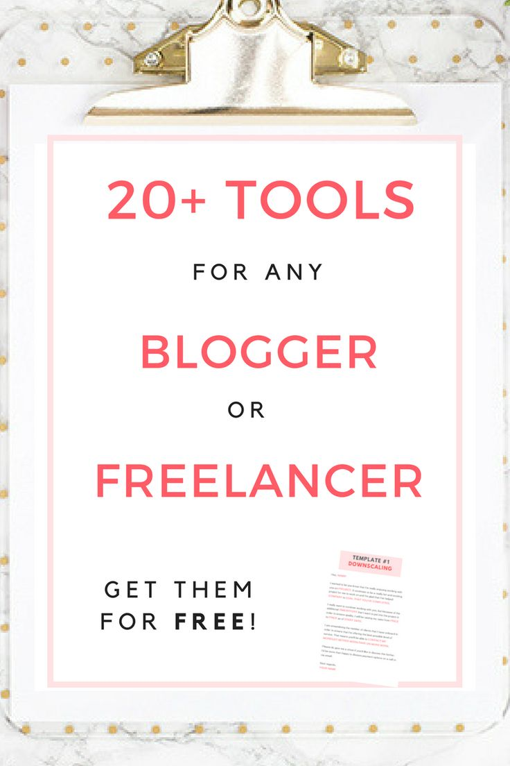 20+ MustHave Tools for Freelance Writers (With images