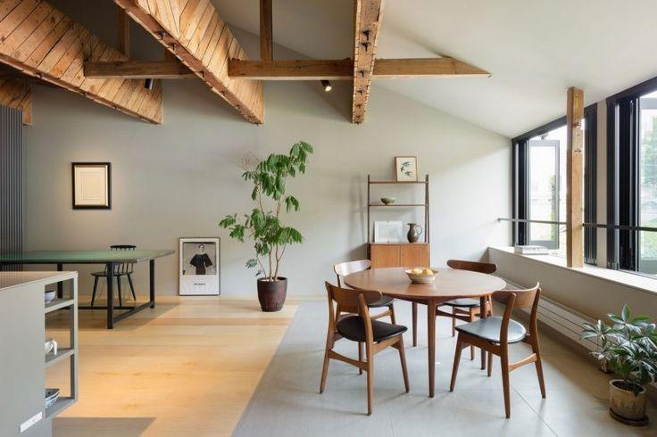 Maison ouverte et contemporaine au Japon par PUDDLE - Journal du Design