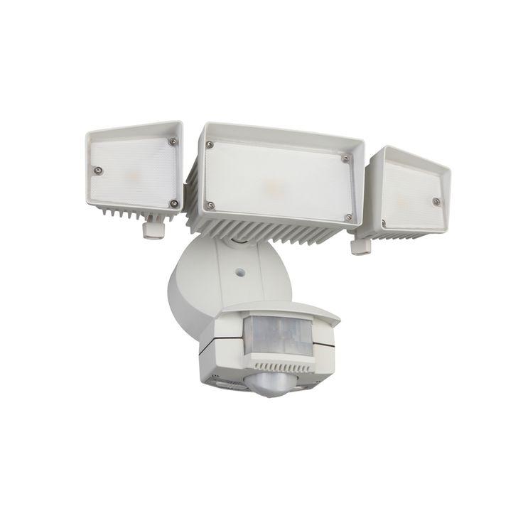 Shop Utilitech Pro 240-Degree 3-Head Dual Detection Zone