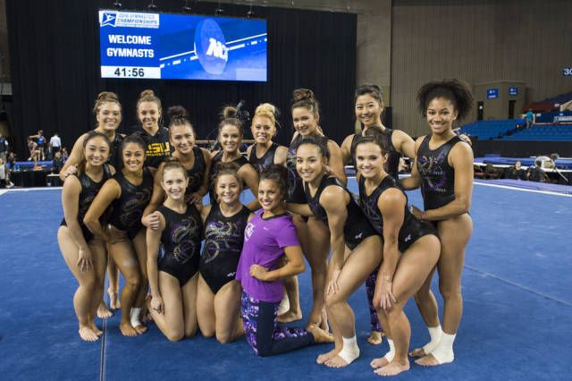 LSU Gymnastics will compete to earn a fifth Super Six appearance