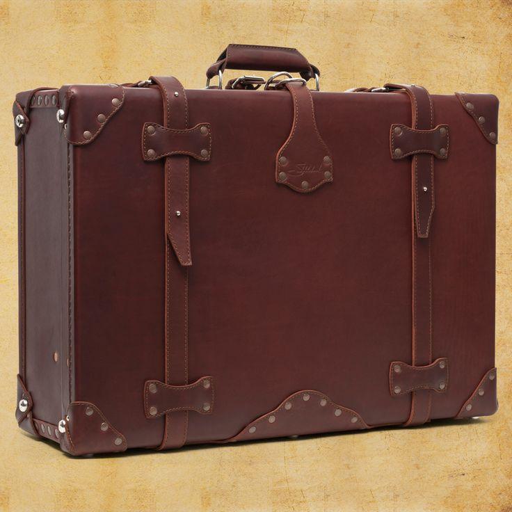 Saddleback Leather Company Suitcase