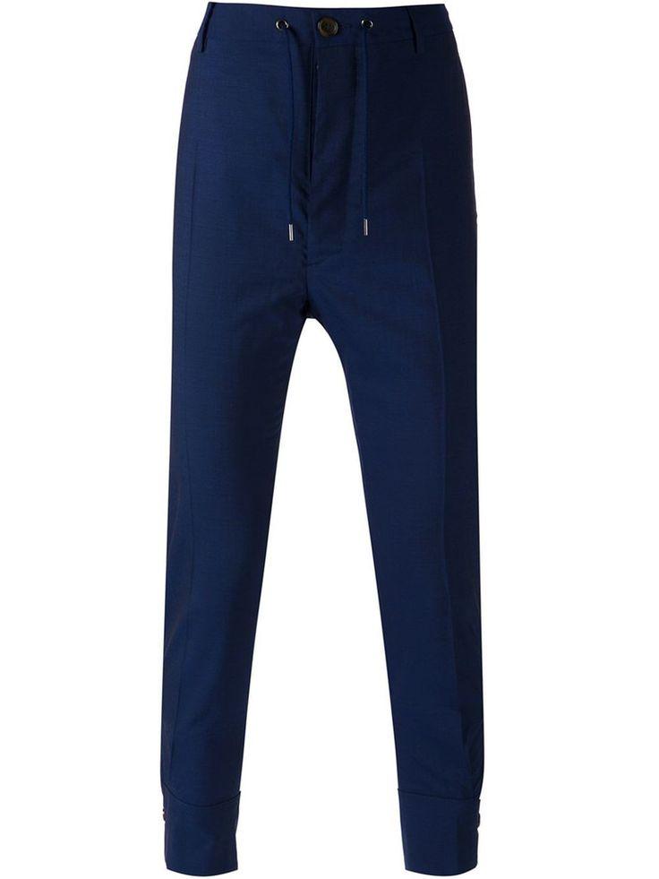 VIVIENNE WESTWOOD drawstring trousers – Case Study