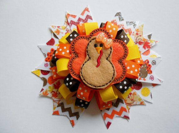 Best flower hair bows ideas on pinterest ribbon