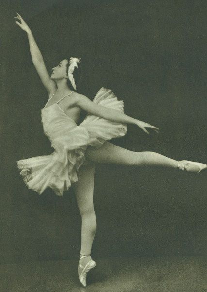 """Ballerina Galina Ulanova. She was one of only 11 dancers to ever earn the rare & honored titled """"Prima Ballerina Assoluta."""""""