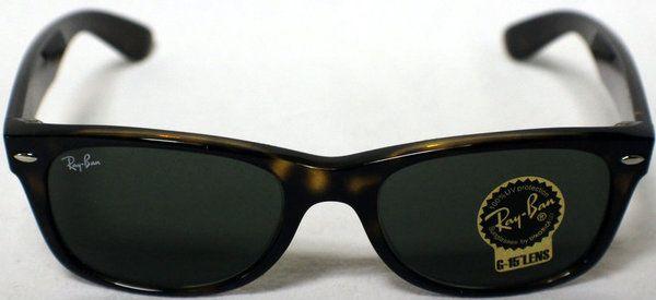 Ray-Ban Wayfarer (RB2132) Tortoise Sunglasses
