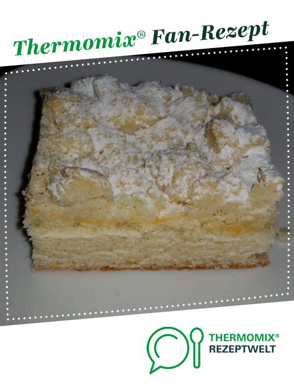 Schlesischer Streuselkuchen wie vom Bäcker von bluedragon1612. Ein Thermomix ® Rezept aus der Kategorie Backen süß auf www.rezeptwelt.de, der Thermomix ® Community.