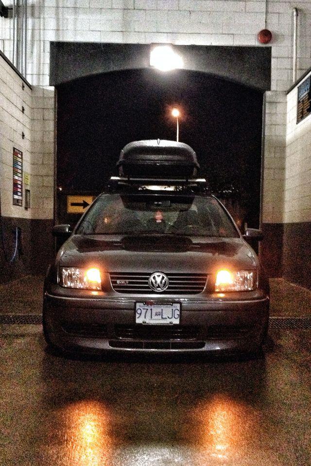 VW GLI Mk4 Jetta Car Wash #Lowered #GLI #Jetta #VW #Mk4 #IV #Static #Stance #Volkswagen #Thule Excursion
