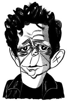 Lou Reed: The New Yorker, Sunday Morning, Articles, The Face, Patti Smith, Magazines, Mourning Lou, Patties Smith, Lou Reed