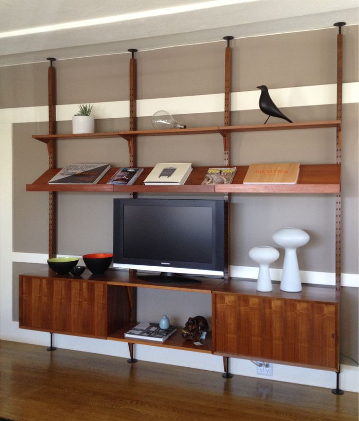 16 Best images about Wall Unit Ideas on Pinterest