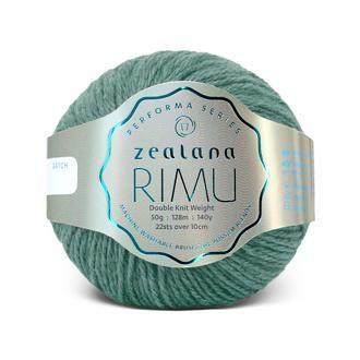 Zealana Rimu DK R22 Green Taru