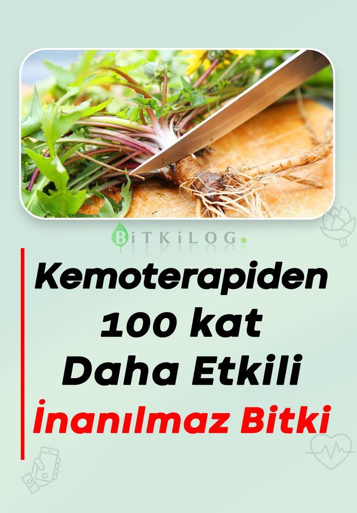 KEMOTERAPİDEN 100 KAT DAHA ETKİLİ İNANILMAZ BİTKİ