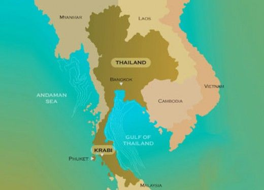 Do read this before going over to Thailand Krabi - Ao Nang Beach. It will provides you with a insight of  what to do over there and what to expect over there.