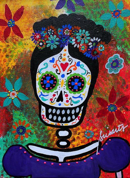 All of Frida Kahlo Paintings | All Of Frida Kahlo Art http://fineartamerica.com/featured/12-frida ...