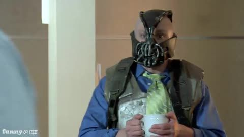 Bane the Telemarketer with Chris KattanMotion Pictures, Too Funny, Favorite Recipe, Chris Kattan