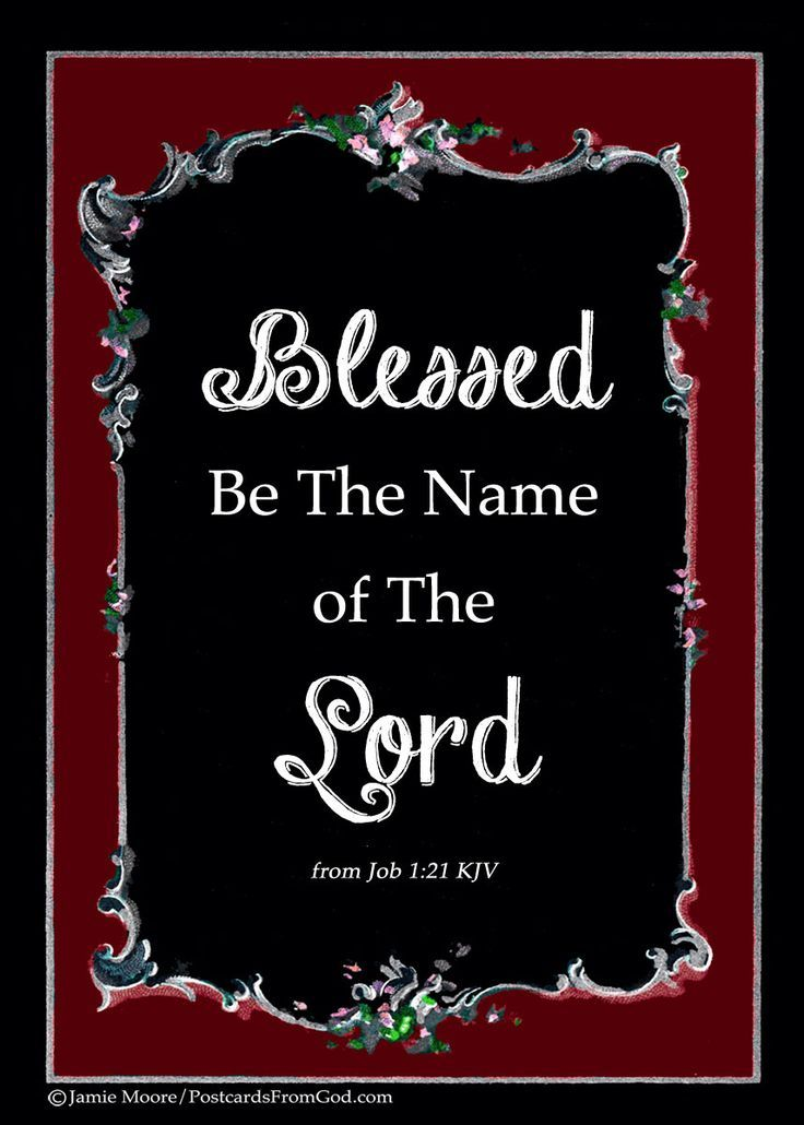 Bless the Lord, O my soul: and all that is within me, bless His holy name. (Psalm 103 KJV)