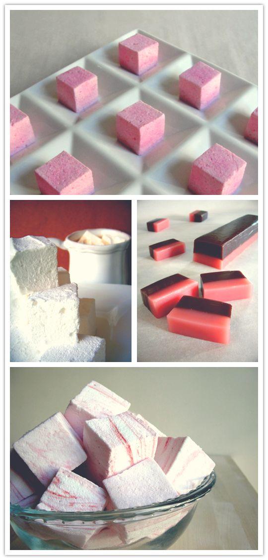 17 Best Ideas About Gourmet Marshmallow On Pinterest