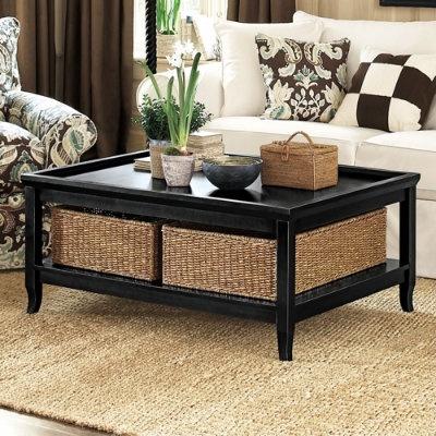 wicker baskets underneath for storage home ideas pinterest. Black Bedroom Furniture Sets. Home Design Ideas
