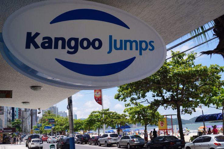 Esporte + Diversão = Kangoo Jumps Balneário Camboriú