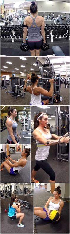 Week 4: 28 Days 2 Shred Workouts/Videos