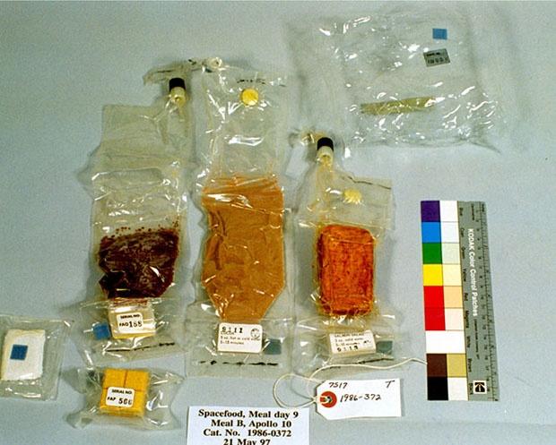 Apollo10 spacemeal-Meal 9