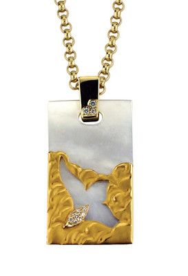Magerit Sky Collection Necklace CO0800.18N