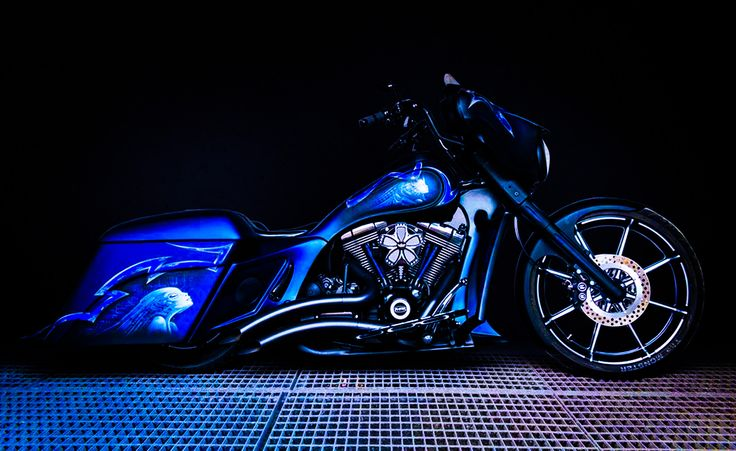 MS Artrix 'Bagger' - http://msartrix.com/bike-gallery/special/bagger