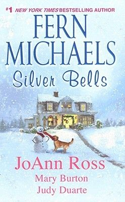 ~ Silver Bells by Fern Michaels...4 short fluffy stories = fast read (1/18)