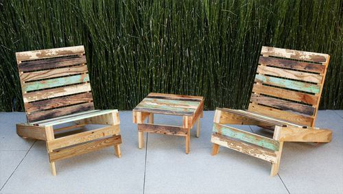 101 DIY pallet furniture   Pallet   Pinterest