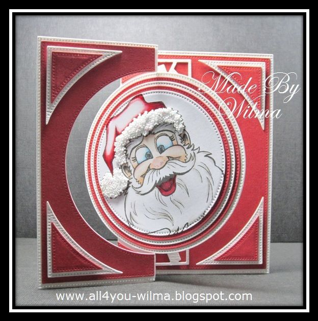 Papicolor 20-2016: http://all4you-wilma.blogspot.nl/2016/12/funny-santa.html