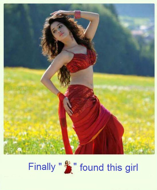 Finally found her