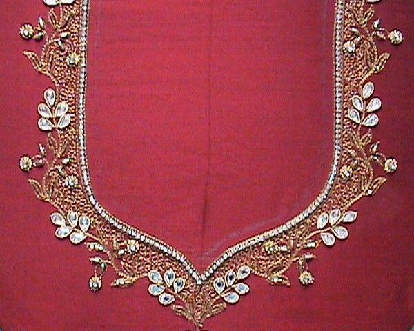 Best kashmiri aari embroidery images on pinterest