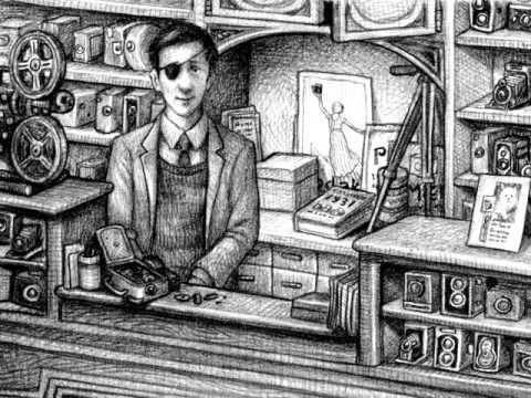 The Invention of Hugo Cabret Book Trailer