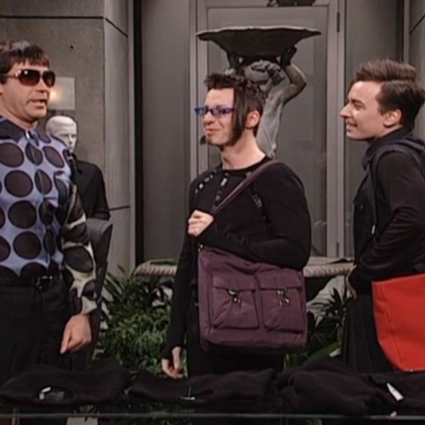 SNL skit with Ferrell, Hayes and Fallon.