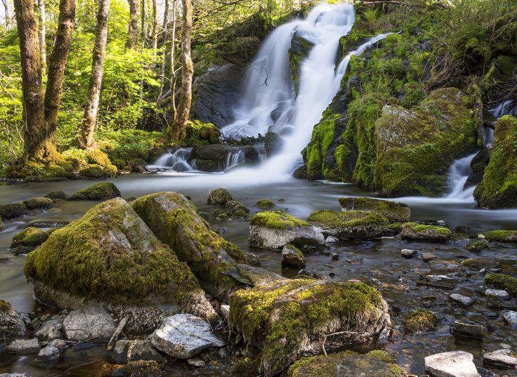 Waterfall Harmony by Eirik Sørstrømmen on 500px