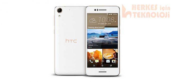 HTC Desire 728 Tanıtıldı, İşte Cihazın Tüm Özellikleri