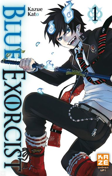 Rin Okumura  Blue Exorcist/Ao no Exorcist