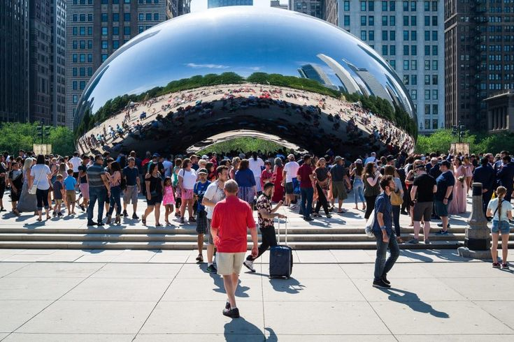 """Trump Slump Means U.S. Is Losing Visitors and 7 Other Tourism Trends This Week  Cloud Gate aka """"the bean"""" in Chicago's Millennium Park. The U.S. is experiencing a Trump Slump worse than anticipated. Phil Roeder / Flickr  Skift Take: This week in tourism the dreaded Trump Slump is worse than industry leaders thought including a 9.4 percent decrease from Mexico. For destinations facing the opposite problem we gave suggestions for easing overtourism.   Sarah Enelow  Throughout the week we post…"""