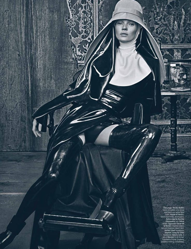 Kate Moss for W Magazine, March 2012. Photographed by Steven Klein and styled by Edward Enninful.