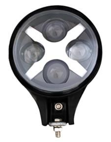 """""""JEEP' Driving, Work, Spot, Light LED 90W 6`` 150MM  Operating Voltage: 10-30V DC  Waterproof rating: IP 67  6*15w high intensity Cree LEDs  Luminous Flux 4800lm  Colour  Black  Color Temperature: 6000K  Material: Die cast aluminum housing  Lens material: PC  Mounting Bracket: Aluminium  Expected Life 30000+ hours  Certificates: CE RoHs"""