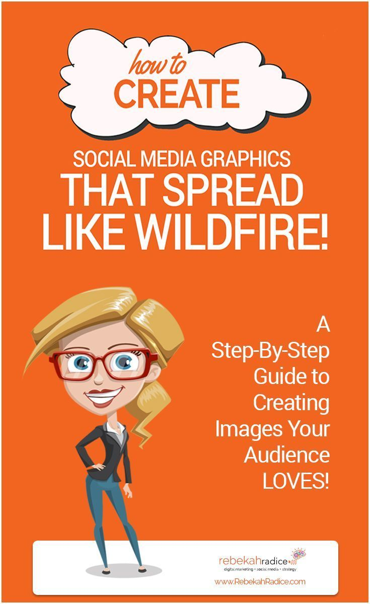 How to Create #SocialMedia Images Your Audience LOVES!